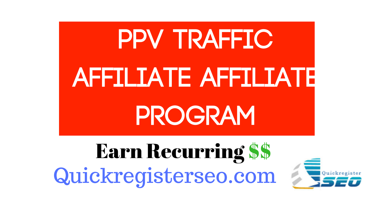 5 Reasons to Promote PPV Traffic As An Affiliate